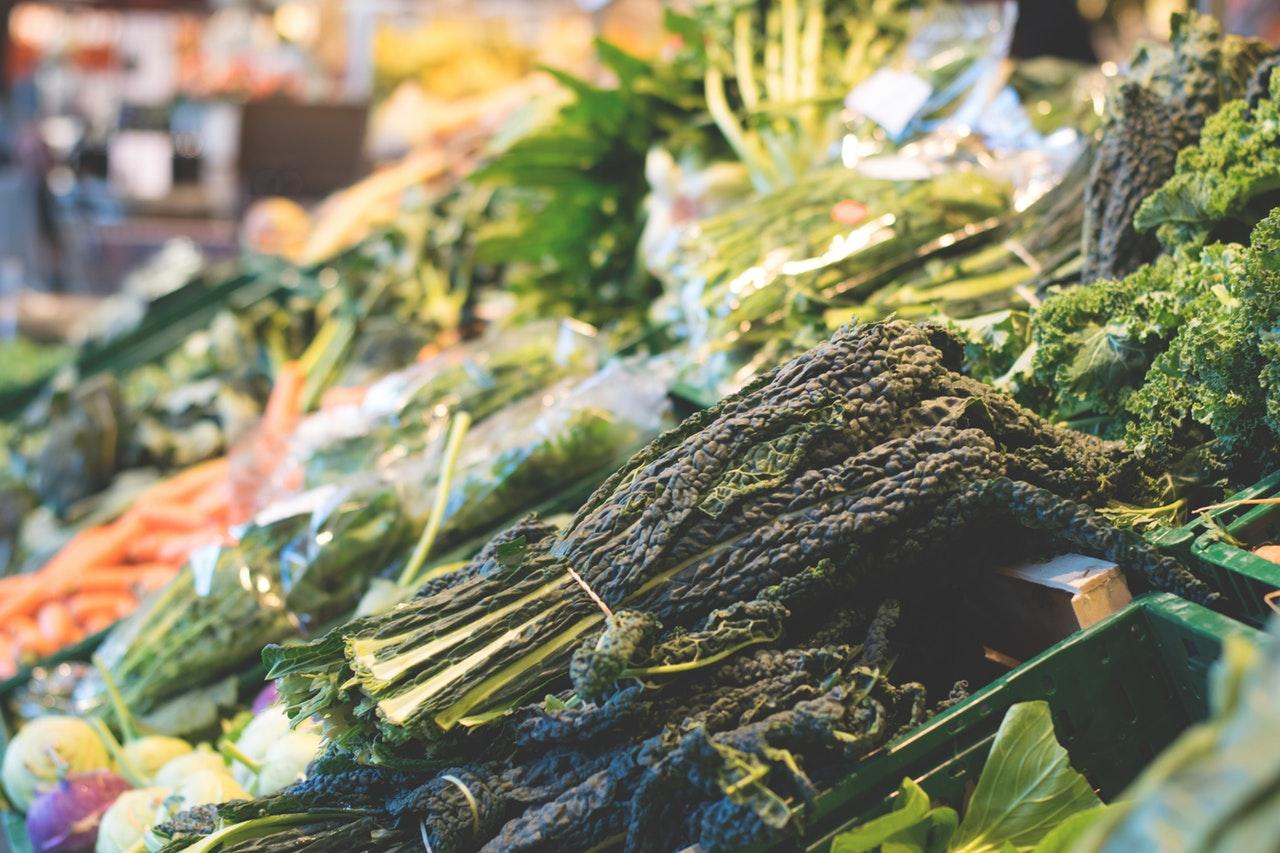 green leaf and vegetables